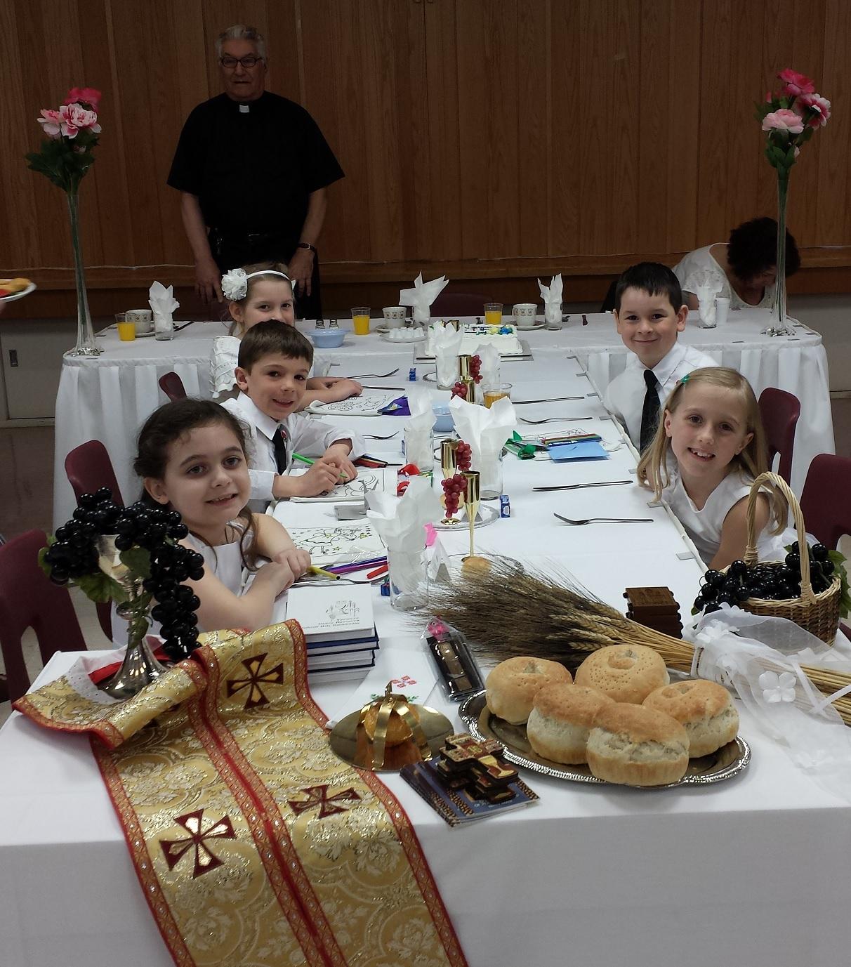 1st Communion 1