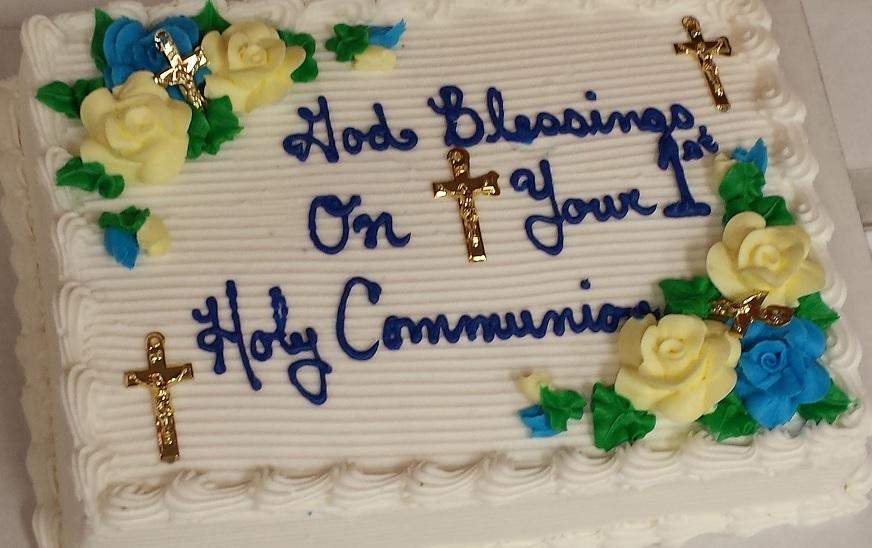 1st Communion 2